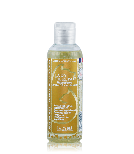 LADY OIL REPAIR Revitalizing Oil
