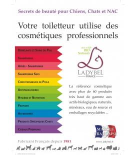 CHEVALET DE COMPTOIR : Werbung Professionelle Produkte