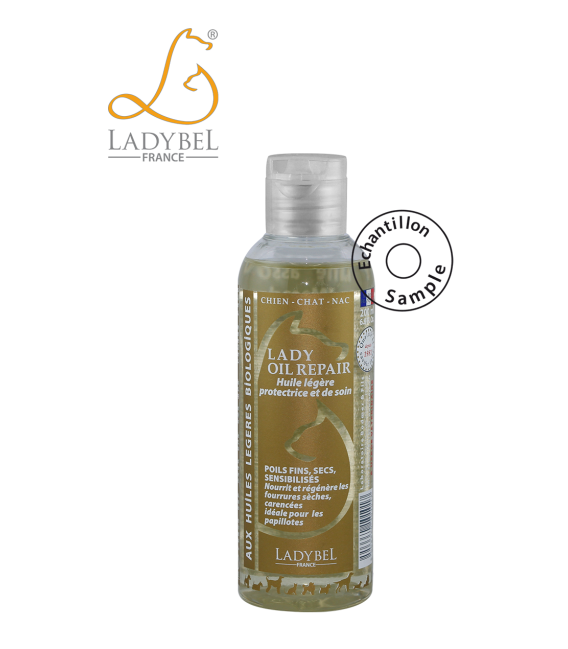 LADY OIL REPAIR Échantillon