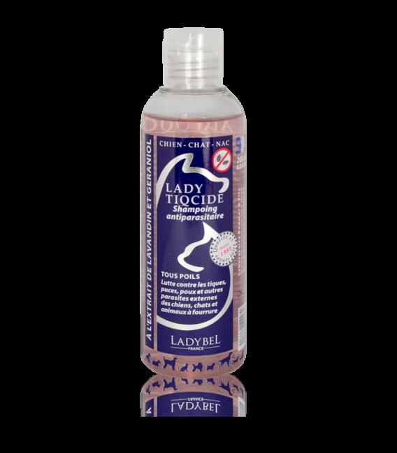 LADY TIQCIDE Shampoo
