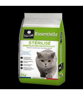 Croquette Essentielle Chat Stérilisé