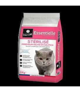 Croquette Essentielle Premium Chat Stérilisé Au Saumon