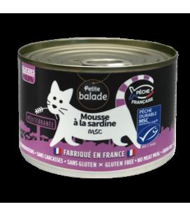 Terrine Chat Sans céréales
