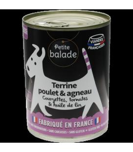Terrine Chien Sans Céréales